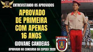 APROVADO NA ESPCEX COM APENAS 16 ANOS compartilha sua trajetória com o Coach Militar Tropa Elite Mil