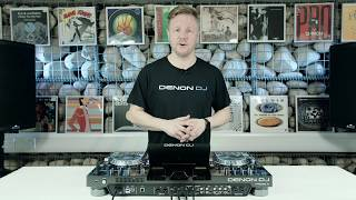 Denon DJ Prime 4 Tutorial Part Thirteen - Touchscreen Library Management: Create & Edit Playlists