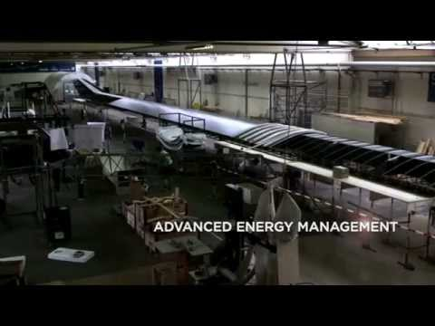 Schindler: Promotional video for Solar Impulse, solar-powered plane