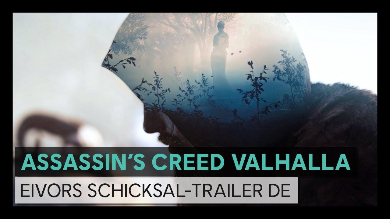 Assassin's Creed Valhalla: Eivors Schicksal (Charakter-Trailer) | Ubisoft [DE]