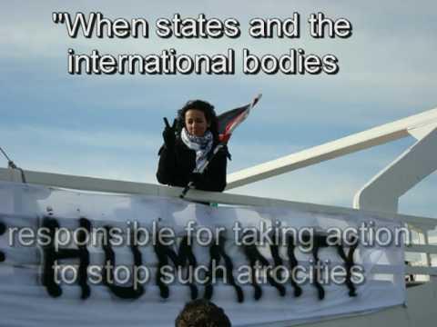 The Free Gaza Movement - November 2009