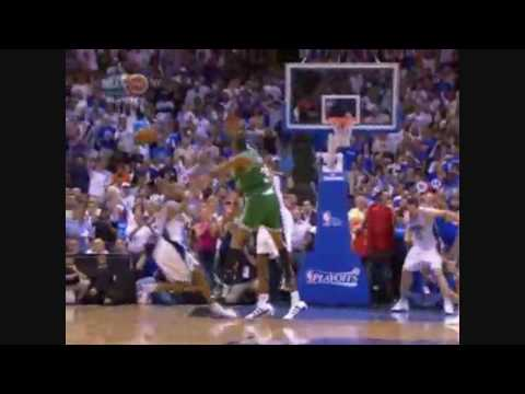 NBA 2009 Playoffs Game Winners And Clutch Shots HD