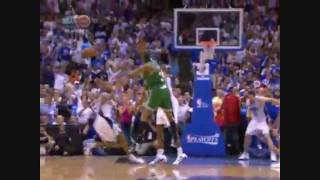 NBA 2009 Playoffs Game Winners And Clutch Shots HD