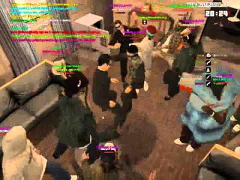 Harlem Shake GTA SAMP