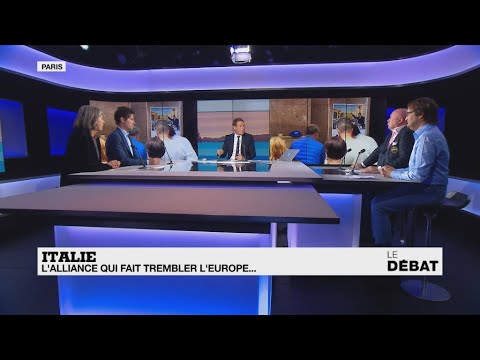Italie : l'alliance qui fait trembler l'Europe
