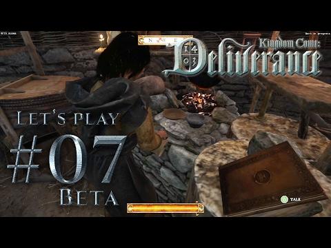 Kingdom Come: Deliverance BETA #07 - Sick bastard and finding the keys