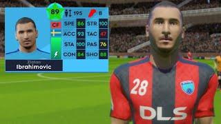 BUYING & MAXING IBRAHIMOVIC   Dream League Soccer 2021