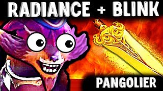 PANGOLIER RADIANCE + BLINK PATCH 7.07B DOTA 2