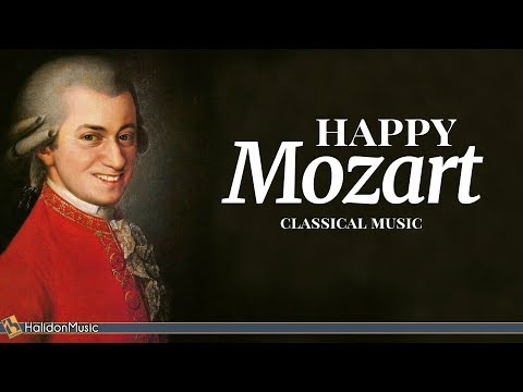 Happy Mozart - Classical Music