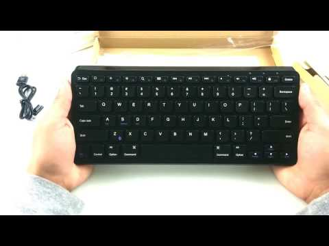 Anker Bluetooth Keyboard Review & Unboxing!
