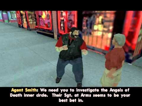 Mission 37 - Infiltrator pt.1: GTA Hell on Wheels