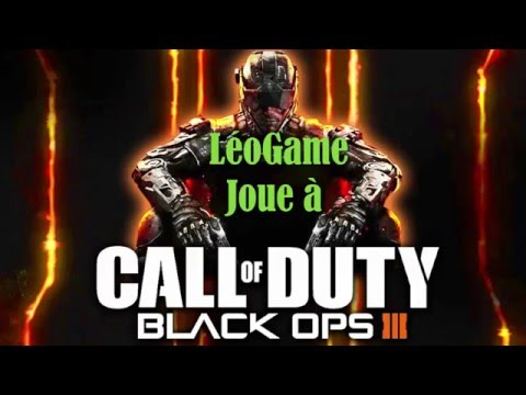 GENERIQUE CALL OF DUTY BLACK OPS 3 - ZORBACK