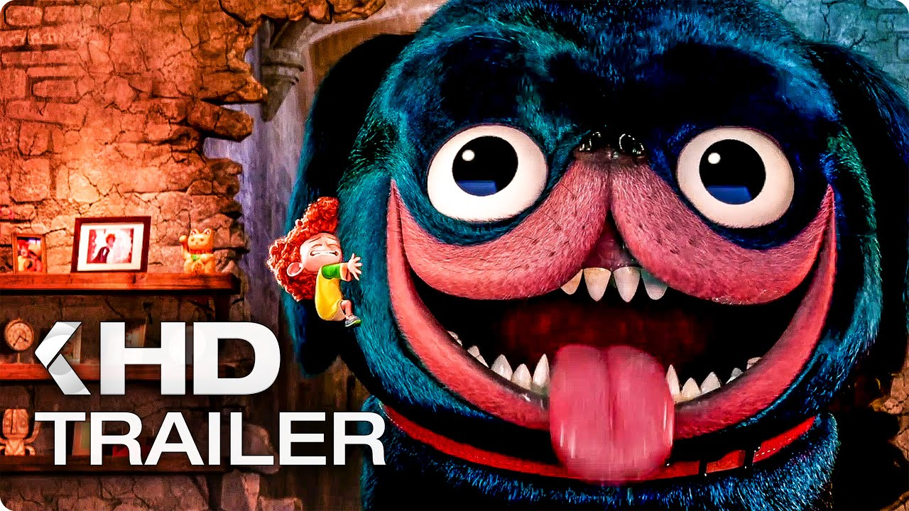 Puppy Hotel Transylvania 3 Short Movie Trailer 2018