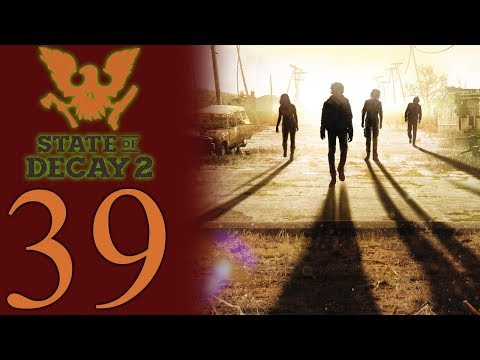 State of Decay 2 playthrough pt39 - Into the Western Region