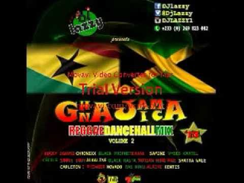 GHANA JAMAICA REGGAE DANCEHALL MIX 2015 [VOL.2]