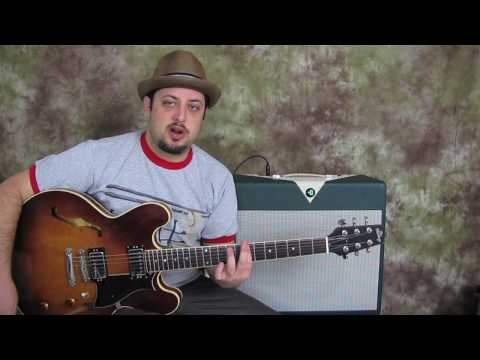 Jazz Guitar Lessons - Fly Me to the Moon Guitar Lesson part 1 - Frank Sinatra Diana Krall