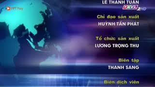THVL2 HD (Đài PT-TH Vĩnh Long) ident - Hình hiệu GTCT Thứ 5 19/12/2019 (22h11 - Thứ 4 18/12/2019)