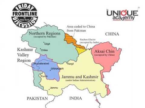 Kashmir conflict - Frontline Discussion For UPSC/MPSC Students