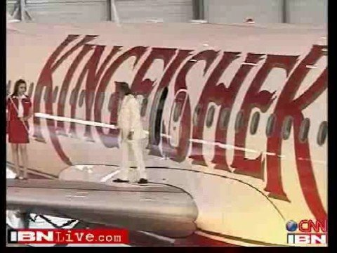 Kingfisher Airlines and Jet Airways Tie-Up