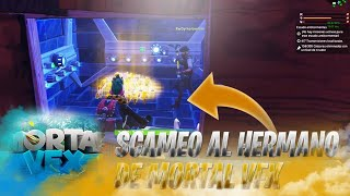 SCAMEO TO MORTAL VFX FORTNITE'S BROTHER SAVE THE WORLD