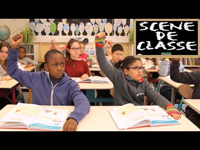 Scènes de classe #7 : un Point c'est Tout - Bezons (95)