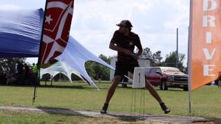 long drives at the 2017 disc golf colligiate nationals edited