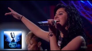 american idol season 13 contestants harmonizing