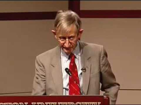 Freeman Dyson on Tommy Gold, hearing mechanism, and abiogenic oil