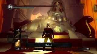Dark Souls - Gwynevere + Sunlight Maggot + Binoculars = :D