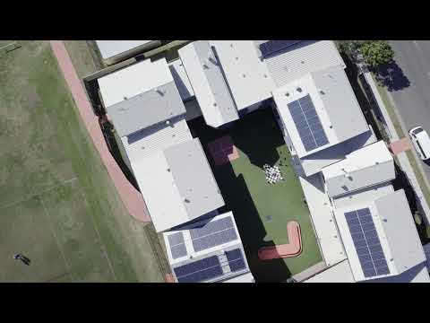 Tesla Powerpack + Solar Powering Queensland School