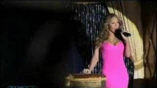 Mariah Carey - The Star Spangled Banner - Fresh Live