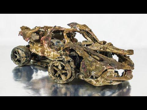 Ferrari LaFerrari 6,3L V12 Restoration abandoned model