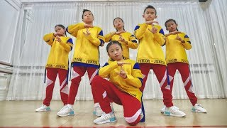 HIP HOP DANCE CHOREOGRAPHY HIP HOP KIDS DANCE VIDEO DANCE INDONESIA