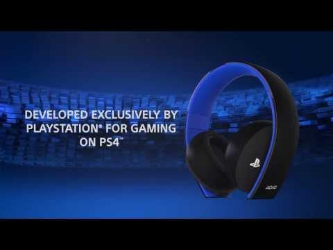 Sony PlayStation Wireless Stereo Headset 2.0 Black