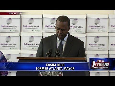 I-Team: Mayor Kasim Reed Withheld Subpoena from Public
