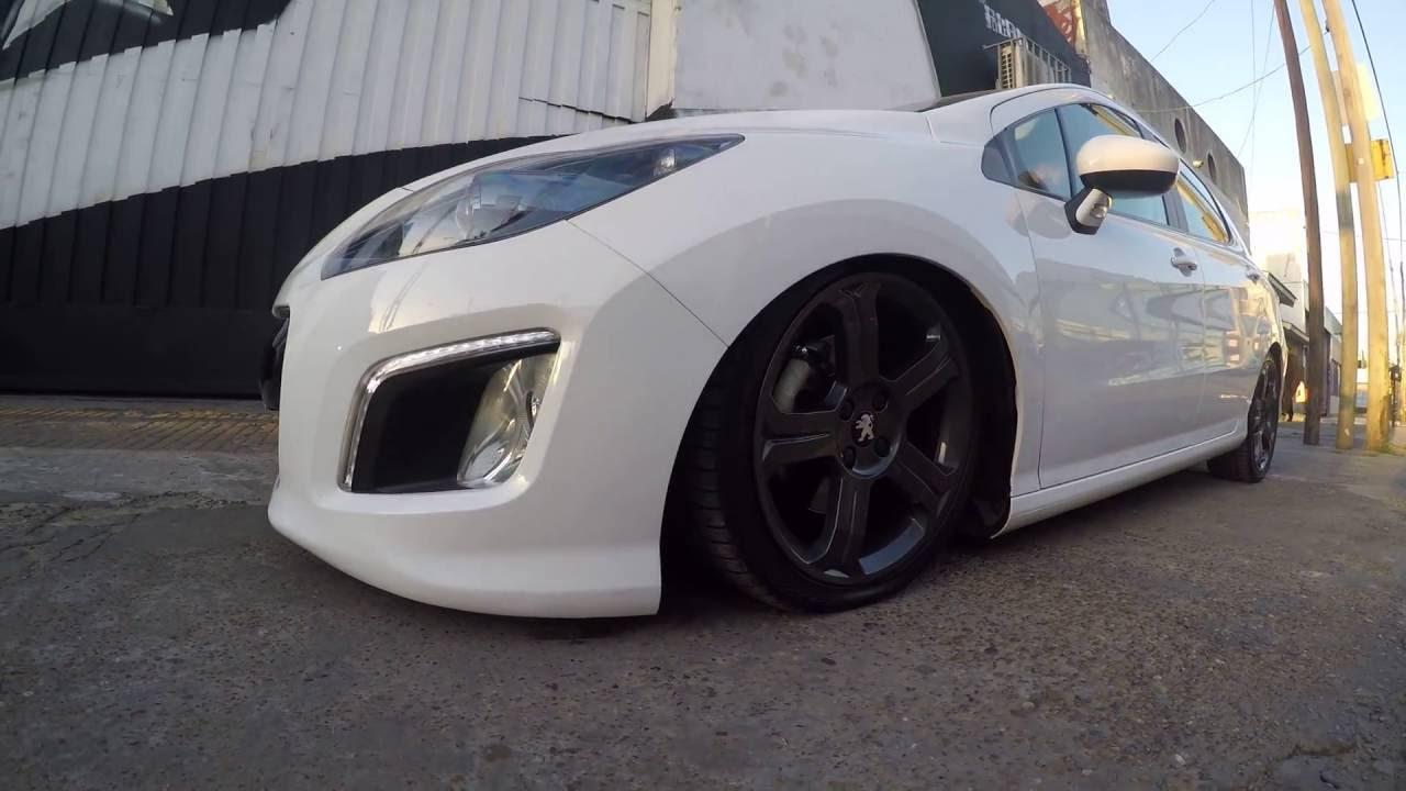 308 bzstyle suspension neumatica - air suspension puegeot 308