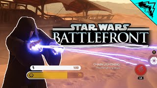 Star Wars Battlefront PC Gameplay - Heroes, Battles, Vehicles, Offline Solo Player (2 hours+)