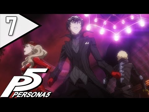 TAKING DOWN THE PALACE - Let's Play - Persona 5 - Part 7