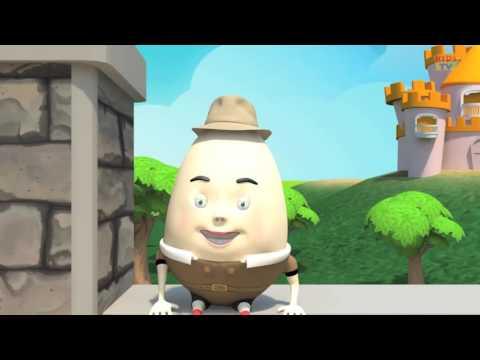 Шалтай болтай на английском мультфильм