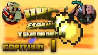 UHC ESPAÑA T4 - CAPÍTULO 1 - Com cagalló per sèquia