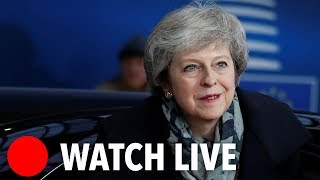 May, Blair, Tusk, Juncker and Farage Brexit speeches (14/12/18)