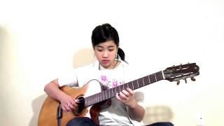 (Bằng Kiều) Trái Tim Bên Lề (Virginia Nguyen - Bé Mẫn) Guitar solo