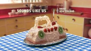 Radio New Zealand 'sounds Like Us' Pavlova