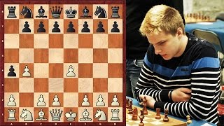 The Craziest Chess Game (GM level) Ever Seen