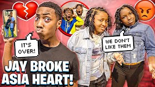 MIRAH & KAM DON'T LIKE THE NEW GIRLS AND JAY BROKE ASIA HEART!