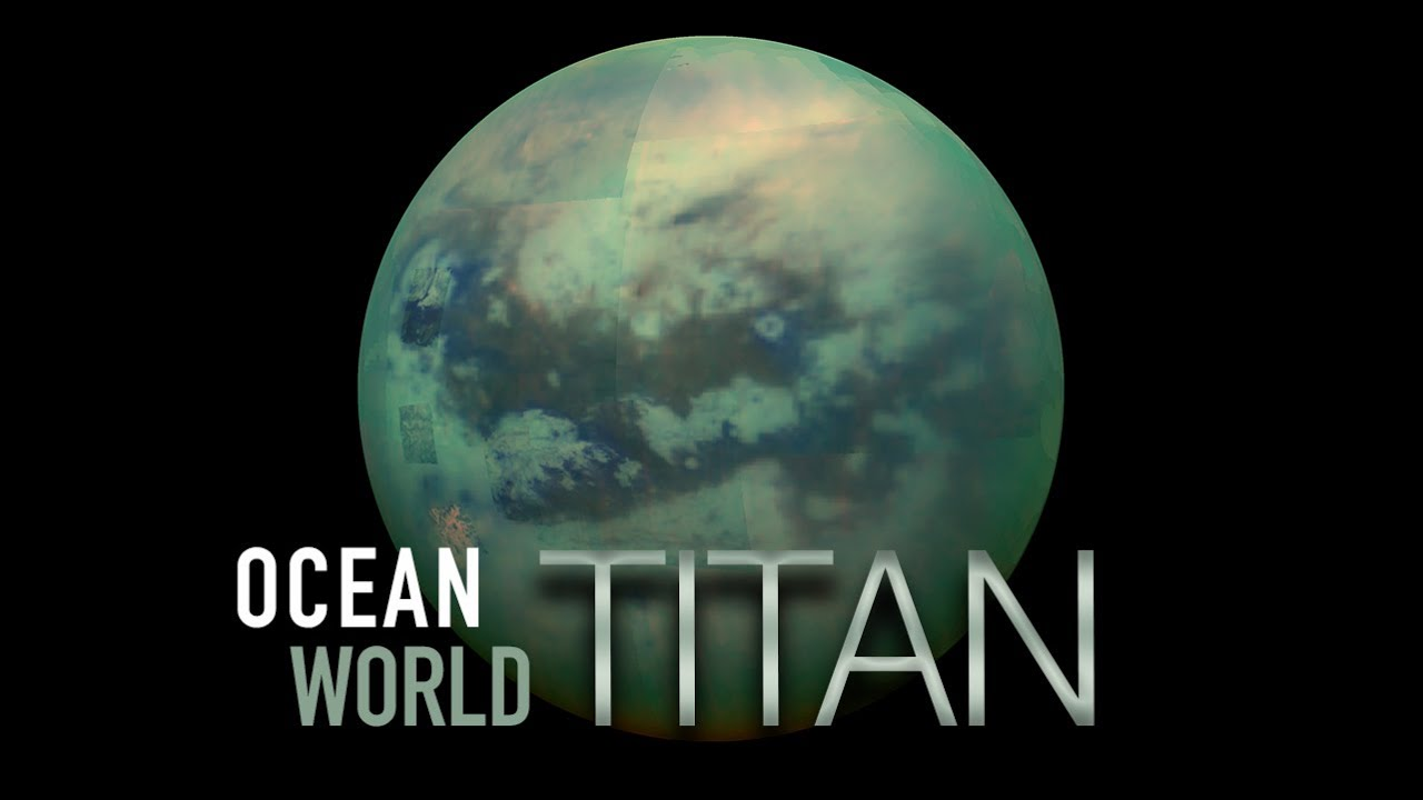 What You Need to Know About Saturn's Moon Titan - NASA