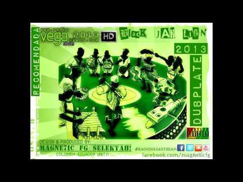 MAGNE7IC FG SELEKTAH! 2013  DUBPLATE BLACK...