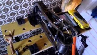 сапожная швейная машина Версаль(купил швейную машину - решил похвастаться., 2013-09-17T16:19:40.000Z)