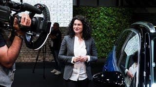 Videocast @TinaMuellerOpel | Opel auf der IAA
