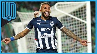 El Monterrey derrotó de último minuto al Santos en el TSM Corona